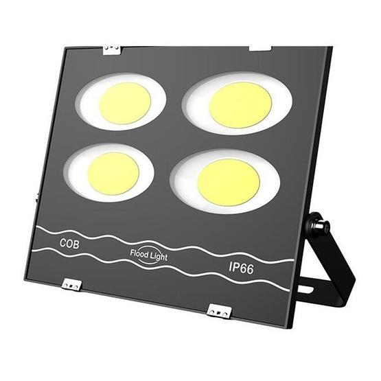 200W LED Waterproof Outdoor Searchlight Floodlight Warehouse Factory Building Flood Light(White Light) - 2