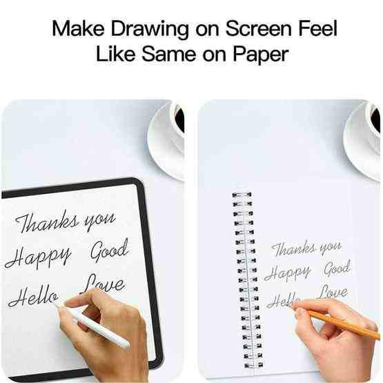 Matte Paperfeel Screen Protector For iPad Pro 11 2021 ...